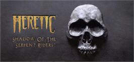 Banner artwork for Heretic: Shadow of the Serpent Riders.