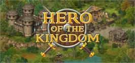 Banner artwork for Hero of the Kingdom.