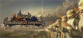 Banner artwork for Heroes of Annihilated Empires.