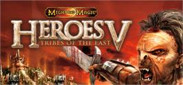 Banner artwork for Heroes of Might and Magic® V: Tribes of the East.