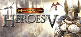 Banner artwork for Heroes of Might and Magic® V.