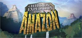 Banner artwork for Hidden Expedition: Amazon.