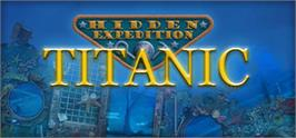 Banner artwork for Hidden Expedition: Titanic.