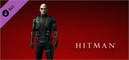 Banner artwork for Hitman: Absolution: Deus Ex (Adam Jensen) Disguise.