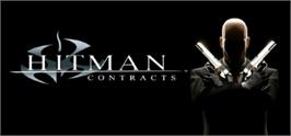 Banner artwork for Hitman: Contracts.