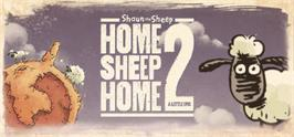 Banner artwork for Home Sheep Home 2.