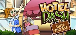 Banner artwork for Hotel Dash Suite Success.