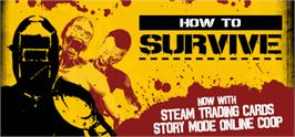 Banner artwork for How to Survive.