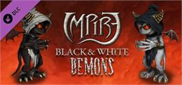 Banner artwork for Impire: Black and White Demons.
