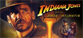 Banner artwork for Indiana Jones® and the Fate of Atlantis.