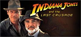 Banner artwork for Indiana Jones® and the Last Crusade.