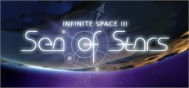 Banner artwork for Infinite Space III: Sea of Stars.