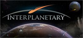 Banner artwork for Interplanetary.