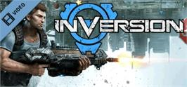 Banner artwork for Inversion.