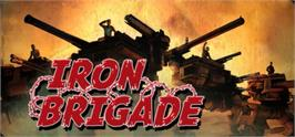 Banner artwork for Iron Brigade.