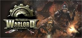 Banner artwork for Iron Grip: Warlord.