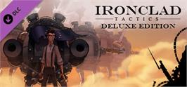 Banner artwork for Ironclad Tactics: Deluxe Edition.