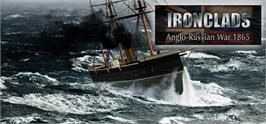 Banner artwork for Ironclads: Anglo Russian War 1866.