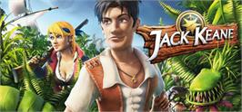 Banner artwork for Jack Keane.