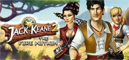 Banner artwork for Jack Keane 2 - The Fire Within.