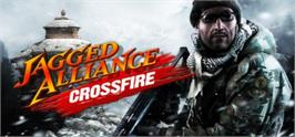 Banner artwork for Jagged Alliance: Crossfire.