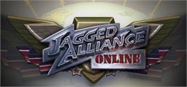 Banner artwork for Jagged Alliance Online.