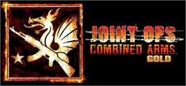 Banner artwork for Joint Operations: Combined Arms Gold.