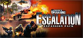 Banner artwork for Joint Operations: Escalation.