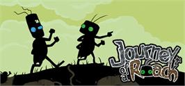Banner artwork for Journey of a Roach.