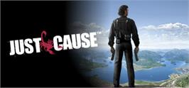Banner artwork for Just Cause.