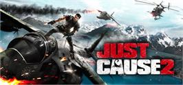 Banner artwork for Just Cause 2.