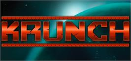 Banner artwork for KRUNCH.