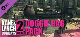 Banner artwork for Kane & Lynch 2: The Doggie Bag.