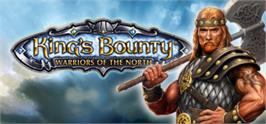 Banner artwork for King's Bounty: Warriors of the North.