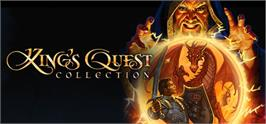 Banner artwork for King's Quest Collection.
