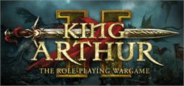 Banner artwork for King Arthur II: The Role-Playing Wargame.