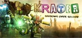 Banner artwork for Krater.