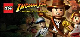 Banner artwork for LEGO® Indiana Jones: The Original Adventures.