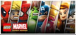 Banner artwork for LEGO® Marvel Super Heroes.