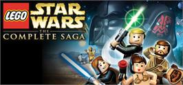 Banner artwork for LEGO Star Wars: The Complete Saga.