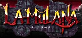 Banner artwork for La-Mulana.