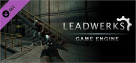 Banner artwork for Leadwerks Game Engine: Standard Edition.