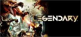 Banner artwork for Legendary.