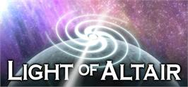 Banner artwork for Light of Altair.