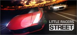 Banner artwork for Little Racers STREET.