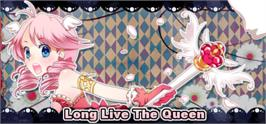 Banner artwork for Long Live The Queen.