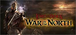 Banner artwork for Lord of the Rings: War in the North.