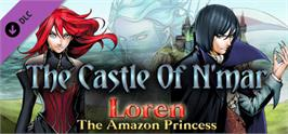 Banner artwork for Loren The Amazon Princess - The Castle Of N'Mar DLC.