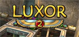 Banner artwork for Luxor 2.