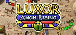 Banner artwork for Luxor Amun Rising.